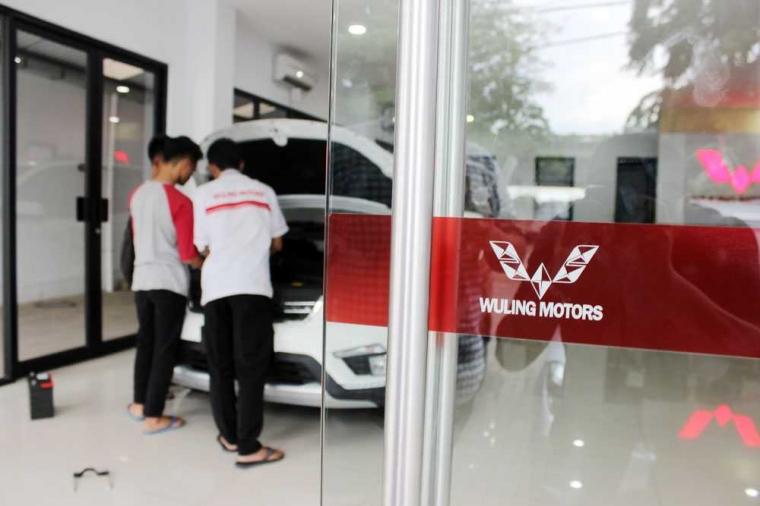 Ceritaku Singgah ke Wuling Motors Kapuk, Dealer Berfasilitas 3 S