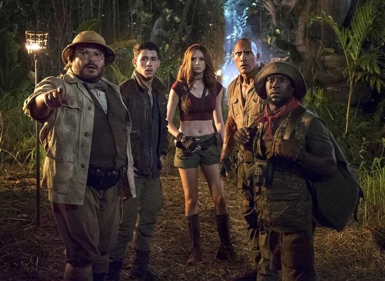"""Jumanji Welcome to The Jungle"", Penuh Petualangan, Aksi dan Kocak"