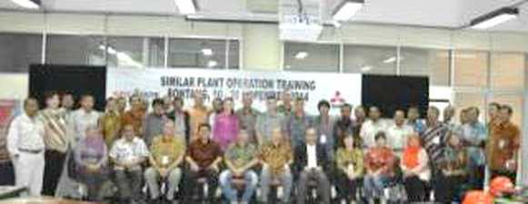 Rusia Pun Belajar Pengoperasian Pabrik ke Pupuk Kaltim