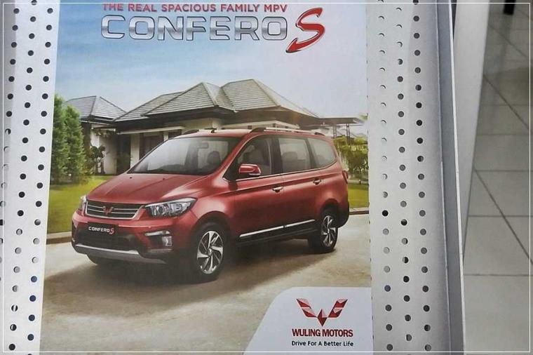 Confero, Mobil Nyaman Bagi Keluarga