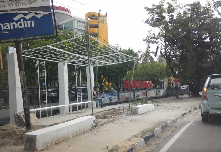 Pendestrian Kota Pekanbaru