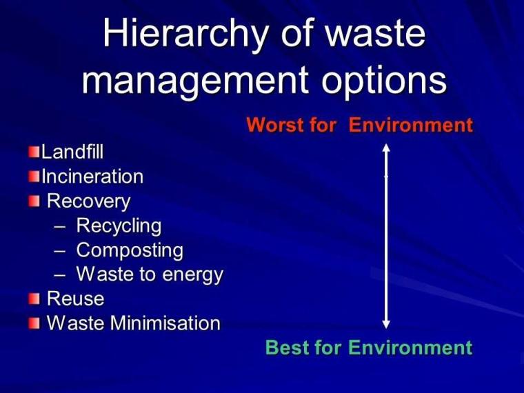 Manajemen Sampah dan Pemanfaatannya untuk Sumber Energi Listrik