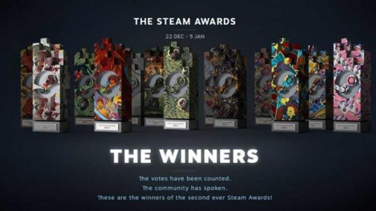 Steam Awards 2017, Penghargaan dan Apresiasi Komunitas Gamer
