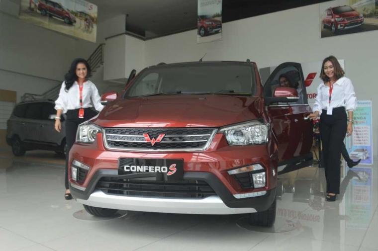 Wuling Confero untuk Generasi Keluarga Indonesia