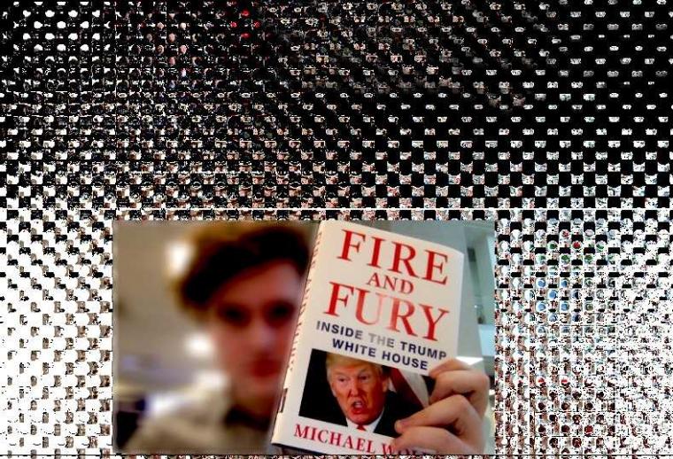 """Api dan Kemarahan Trump dalam """"Fire And Fury Inside The Trump White House"""""""