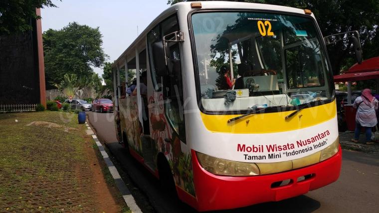 Tmii Pesona Indonesia Oleh Taufik Agung Widodo Halaman All