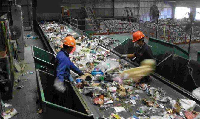 Pengolahan Sampah dan Pemanfaatannya