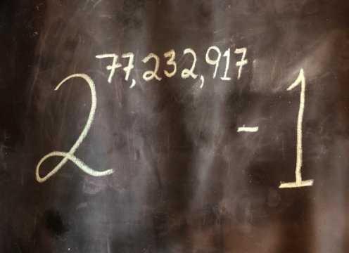Penemuan M77232917, Bilangan Prima Terbesar yang Pernah Ada