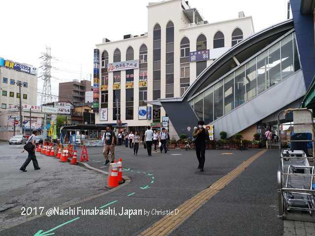 Awal Perjuangan untuk Menaklukan Jepang di Nishi Funabashi