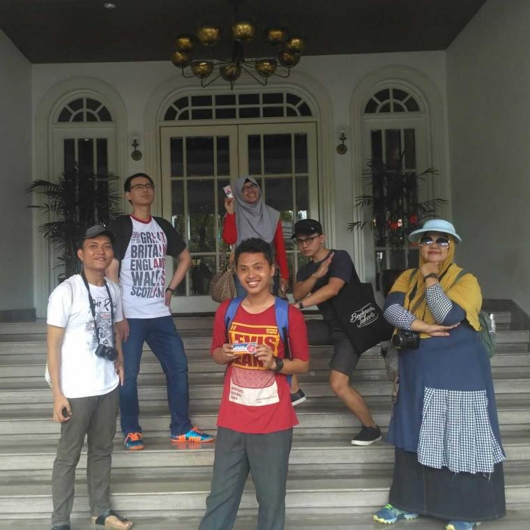 Walking Tour Asik di Jakarta, Siapa Takut !