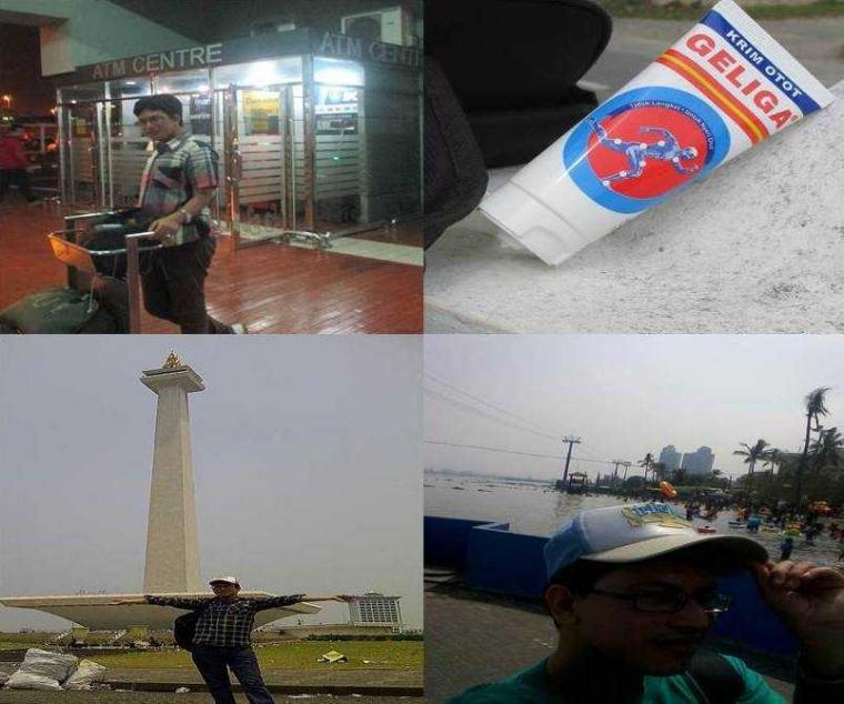 Berpetualang di Jakarta, Makin Asik dan Dinamis Berkat Geliga Krim