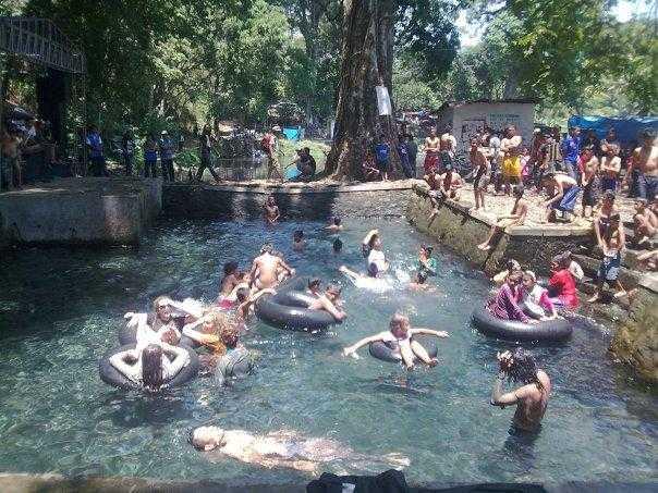 Melirik Potensi Wisata Sungai Gilen