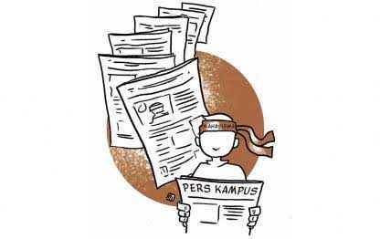 Pers Mahasiswa dan Perkembangan Arus Informasi