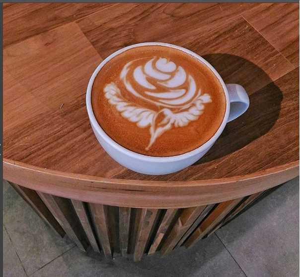 Latte Art, Curahan Seni Para Barista