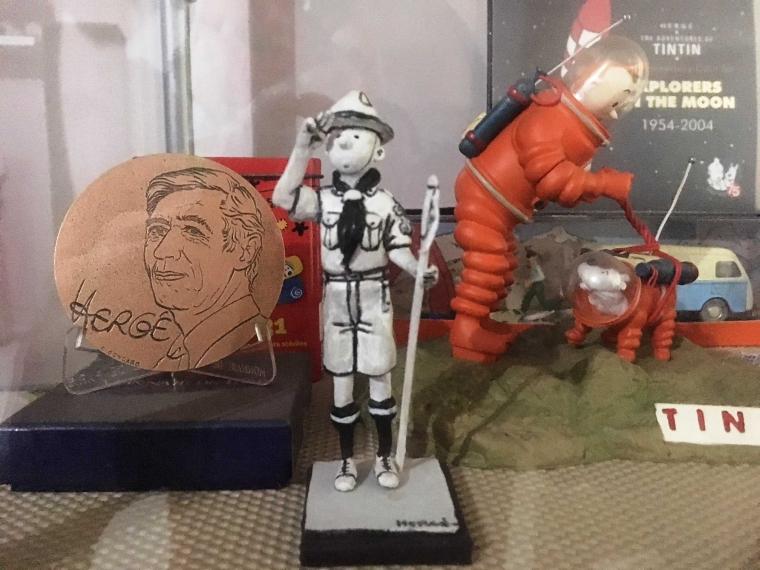 Kisah Totor dan Awal Mula Komik Tintin