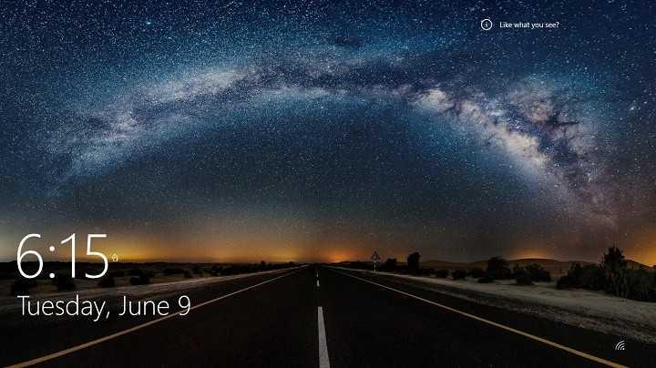 "Foto-foto Indah di ""Lockscreen"" Windows 10, Penasaran Bagaimana Mendapatkannya?"