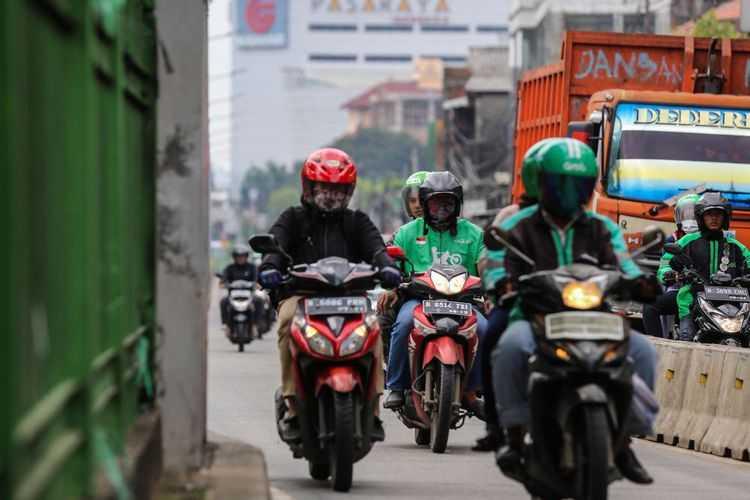 Memerdekakan Sepeda Motor adalah Sebuah Kebijakan Keliru