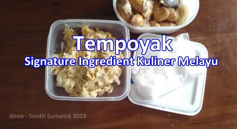 """Tempoyak, """"Signature Ingredient"""" Kuliner Melayu"""