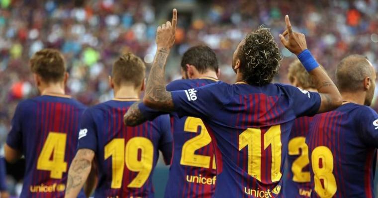 """Barcelona, dari """"Trisula"""" ke """"Kuartet"""""""