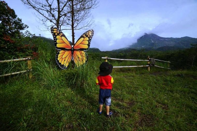 Tak Sekadar Lokasi Swafoto, Kalikuning Park Tawarkan Wisata Petualangan dan Edukasi