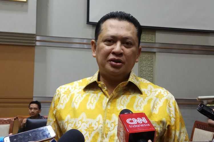 Mahyudin: Bambang Soesatyo Kemungkinan Jabat Ketua DPR