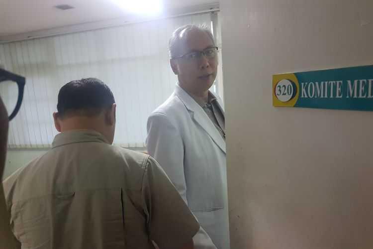 Menimbang Peran Dokter dalam Pusaran Kasus Setya Novanto
