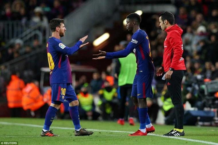 Butuh 300 Pertandingan untuk Mengganti Messi