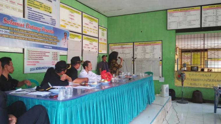 KPA Rileksasi ala Pendamping Desa