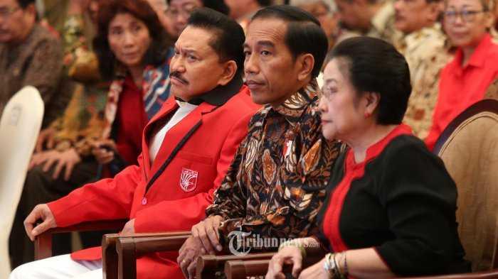 Menertawakan Klaim Presiden Bukan Petugas Partai