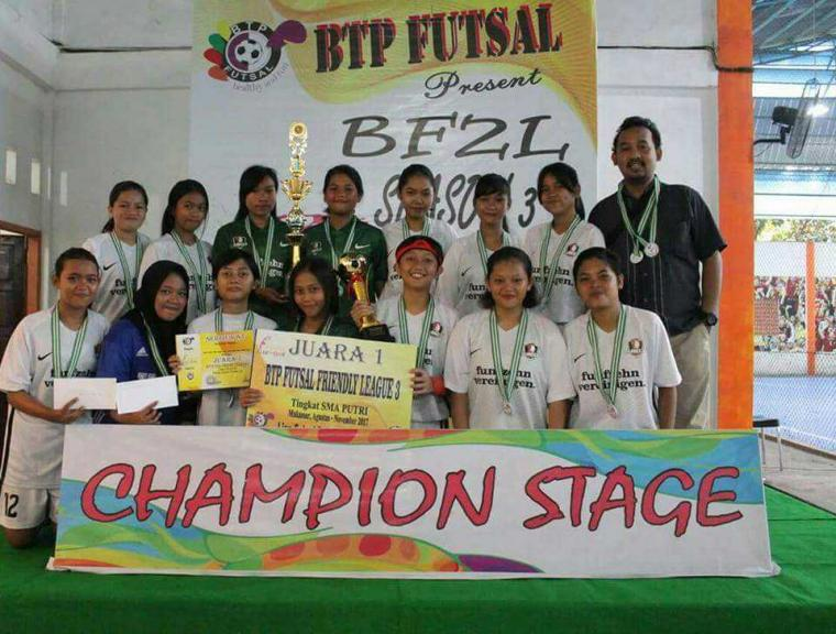 "BTP Futsal ""Friendly League"" 3, Kompetisi Syarat Prestasi"
