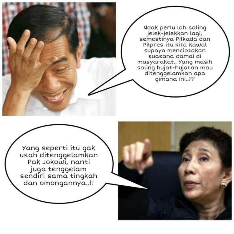 Tebar Analisa Subjektif, Politisi PAN Tuduh Presiden Jokowi Terlibat dalam Pilkada