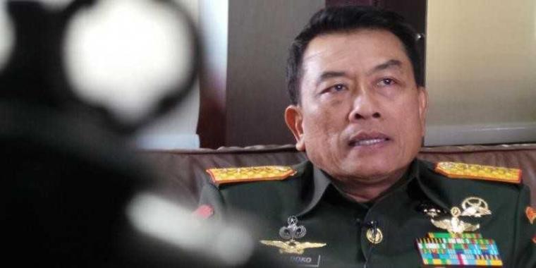 Akankah Moeldoko Dicawapreskan untuk Dampingi Jokowi?