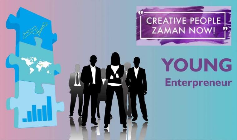 """Tuntutan Kreatif bagi Wirausaha Muda """"Kekinian"""""""
