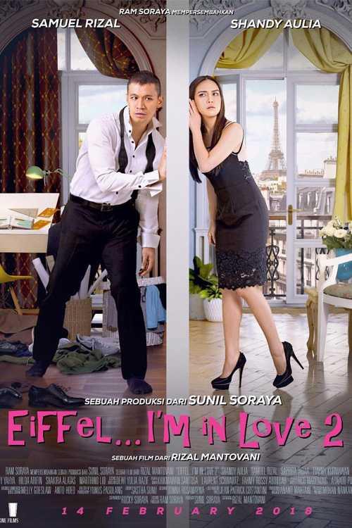 """""""Eiffel I'm In Love 2"""", Kembalinya Perang Tita dengan Adit"""