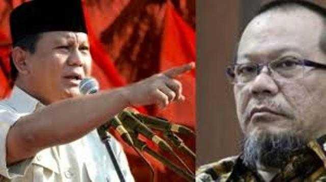 Prabowo Versus La Nyalla, Mengapa Menyeret Penguasa?