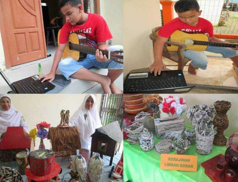 """Belajar dari Internet, Persembahan Kreativitas Remaja """"Zaman Now"""""""
