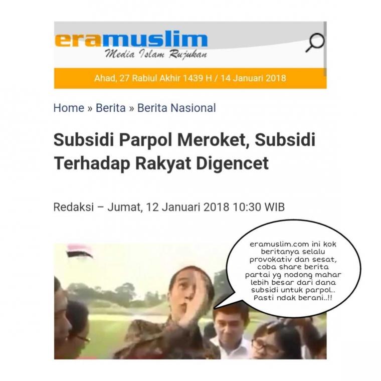 Harapan dari Kenaikan Dana Bantuan Parpol pada Perbaikan Sistem Politik Indonesia