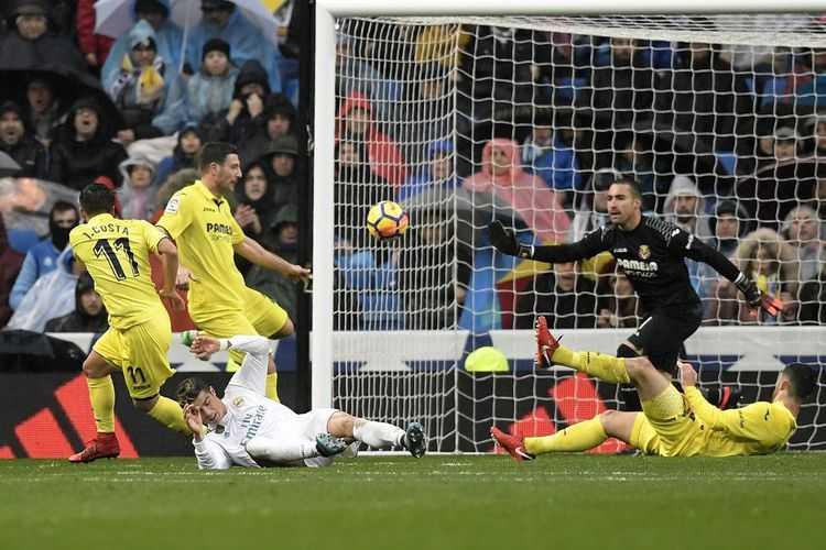 Hasil Liga Spanyol, Real Madrid Kalah dari Villarreal di Kandang
