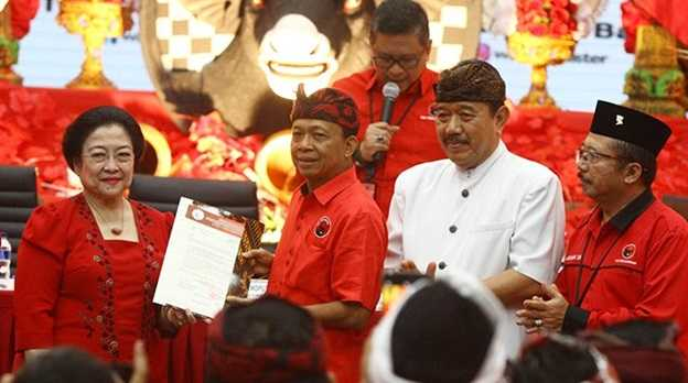 Koster-Ace, Menjaga Pesan Megawati di Pilgub Bali