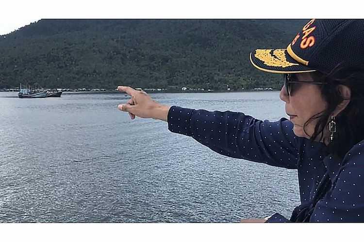 Tantangan Menteri Susi dan Pembenahan Danau Sunter