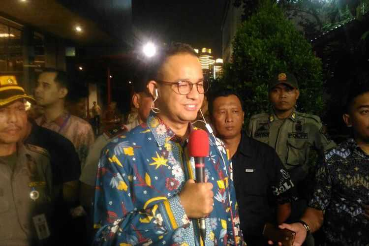 Anies Tak Gugat ke PTUN untuk Batalkan Sertifikat HGB Pulau Reklamasi