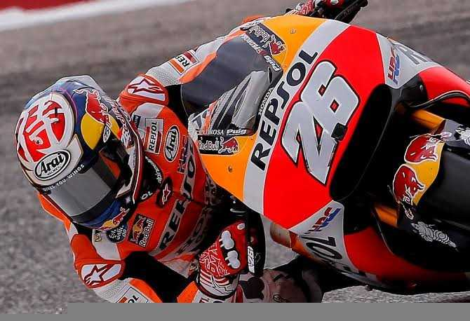 Profile about Dani Pedrosa