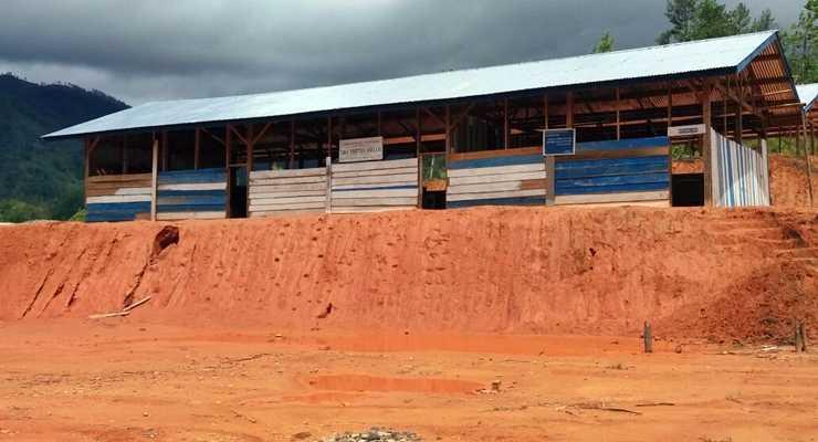 Melihat dari Dekat Sarana Pendidikan di Mappak, Tana Toraja