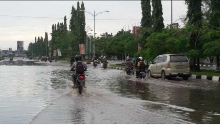 Pekanbaru Banjir, Ah Tidak