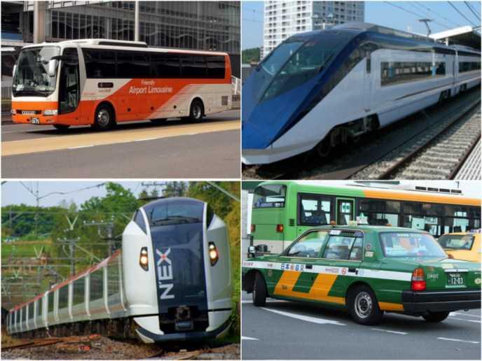 Mencoba Berbagai Moda Transportasi Keliling Tokyo