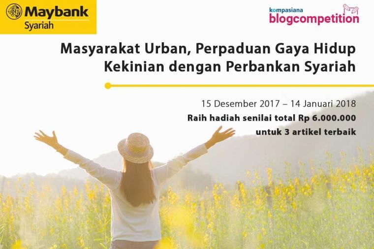 Siapa Sajakah Pemenang Blog Competition Maybank Syariah? Cari Tahu Segera!