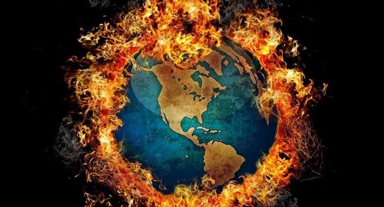 Sebentar Lagi Bumi Dingin (?)