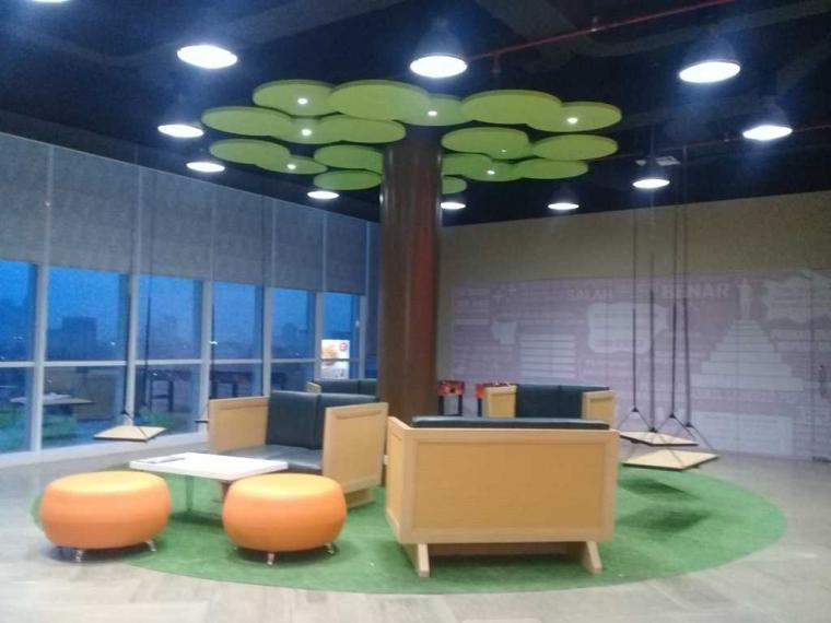 "Menggali Kreativitas di Dynamic Youth Lounge, ""Co-Working Space"" Perusahaan MLM"