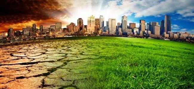 """Perubahan Iklim """"Global Warming"""" Vs """"Global Cooling"""""""