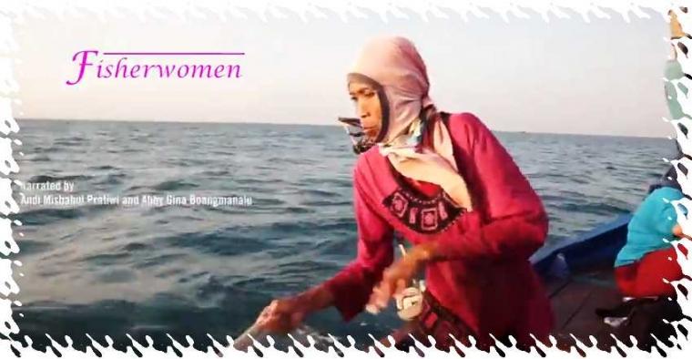 Mengenal Lebih Jauh tentang Perempuan Nelayan melalui JP 95 dan Film